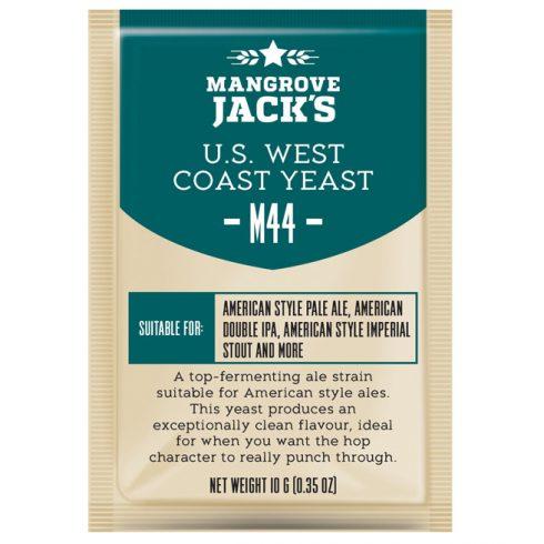 Mangrove Jack's U.S. West Coast Yeast M44