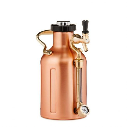 "Mini keg 5l  ""Copper"""