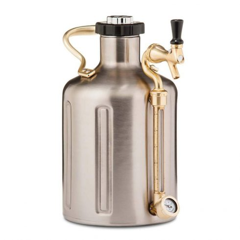 Mini keg 5l  Steel 128 oz